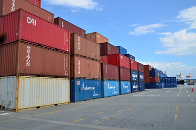 Incentive Program to Increase Container Cargo Volume
