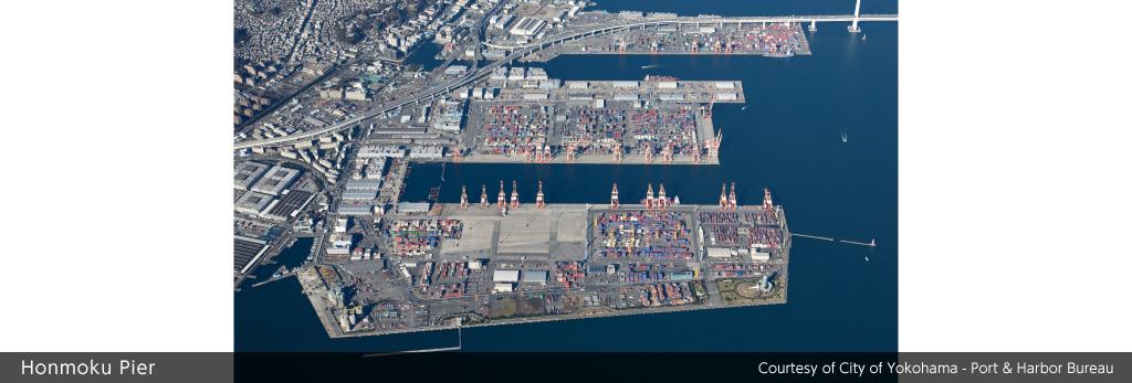 Yokohama-Kawasaki International Port